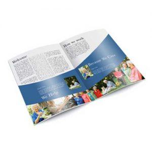Buku Katalog Saiz A4