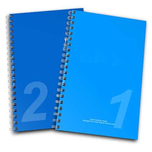 Buku Nota Wayar O Binding