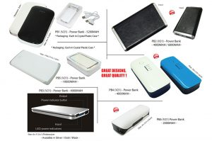 Percetakan Logo Di Power Bank