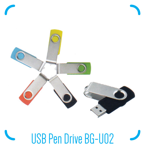 Pemacu USB BG-U02