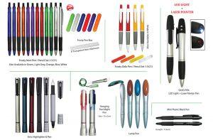 Percetakan Logo Korporat Pen Plastik 04