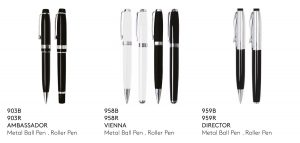 2019 Promotional Gifts Ball Pen Printing Services 01 - Pen Cenderahati Malaysia