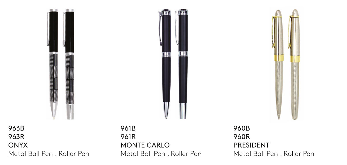 2019 Promotional Gifts Ball Pen Printing Services 02 - Pen Cenderahati Malaysia