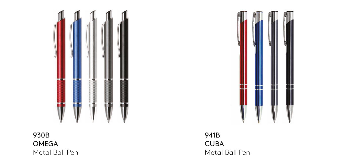 2019 Promotional Gifts Ball Pen Printing Services 07 - Pen Cenderahati Malaysia