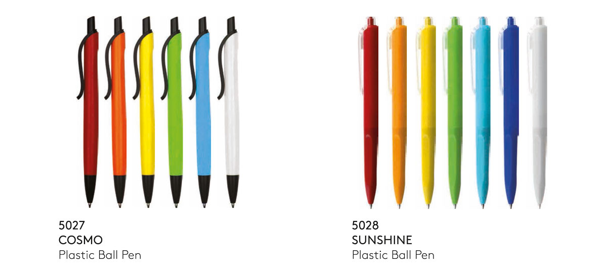 2019 Promotional Gifts Ball Pen Printing Services 12 - Pen Cenderahati Malaysia