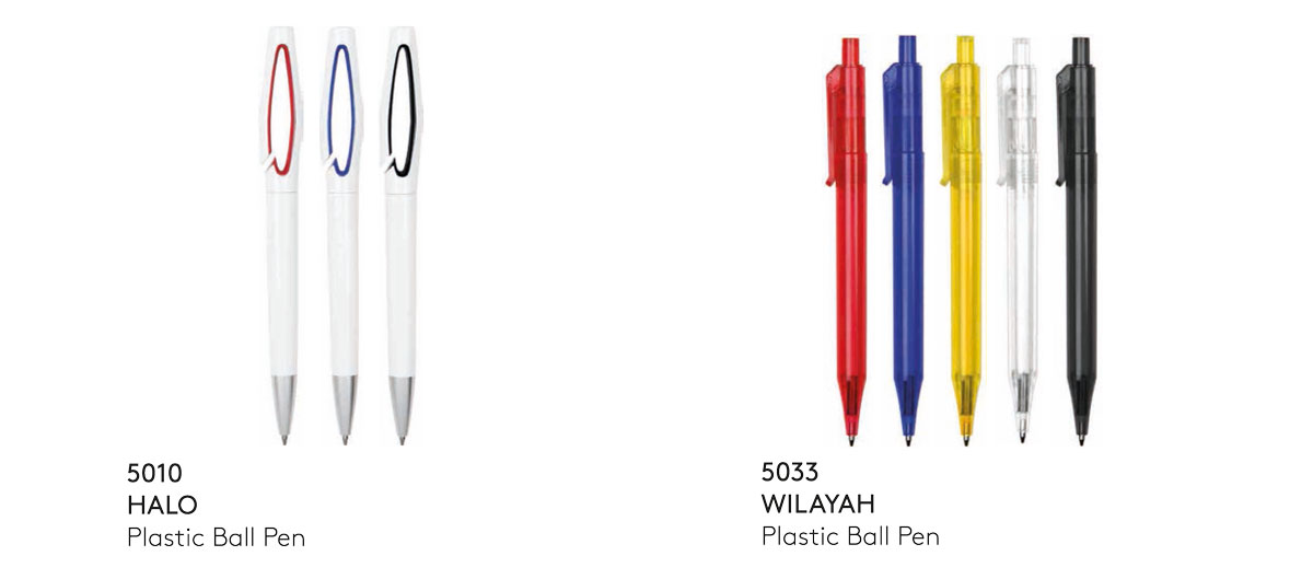2019 Promotional Gifts Ball Pen Printing Services 21 - Pen Cenderahati Malaysia