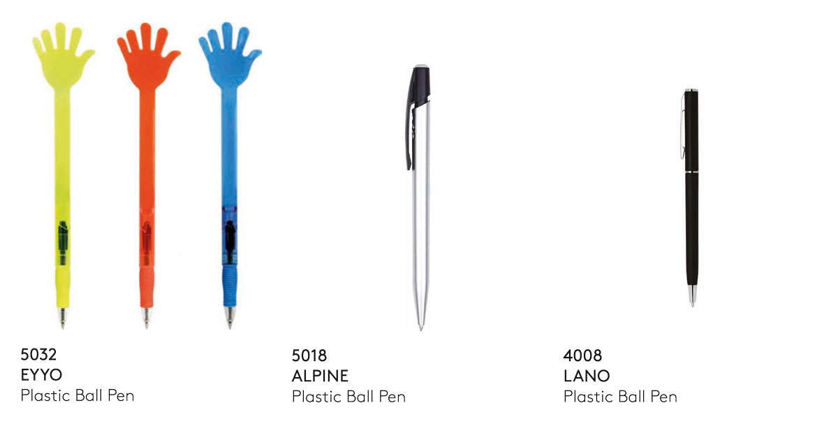 2019 Promotional Gifts Ball Pen Printing Services 25 - Pen Cenderahati Malaysia